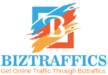 Get Online Traffics Through Biztraffics